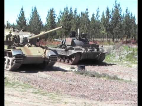 FV432 APC ride and some of our other vehicles at Tanks For Everything Christchurch