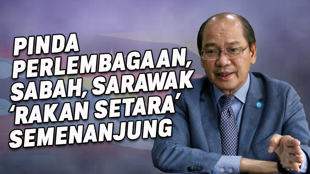 Pinda Perlembagaan, Sabah & Sarawak 'Rakan Setara' Semenanjung