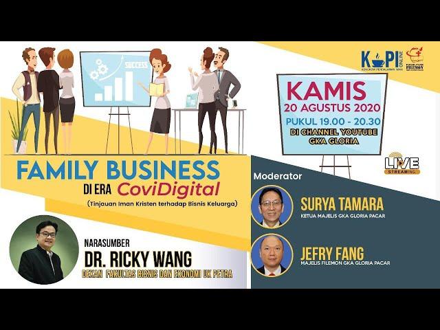 KoPI Online - Family Business di era CoviDigital
