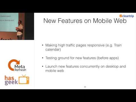 Wishy Arora - Mobile Web in an App World