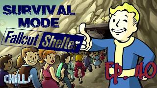 Fallout Shelter Survival Mode Ep. 40
