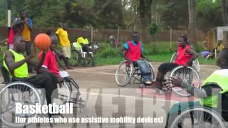 Inclusive Disability Sports at GDPU