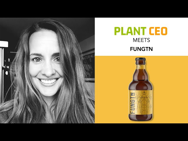 PLANT CEO #41 - The rise of NoLo brands: Zoey from Fungtn