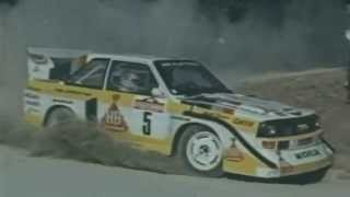 Audi Sport Quattro E2 1985 Sanremo Rally: The Sweetest Victory