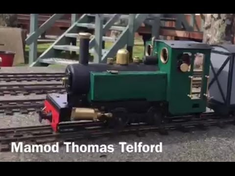 Ace Engineering Works - Mamod Thomas Telford - take two