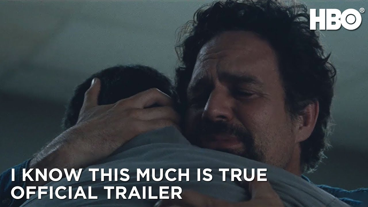 Mark Ruffalo in I Know This Much is True trailer op Telenet Play