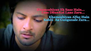 Khamoshiyan   Title Song   Arijit Sing Full Song Lyrics HD