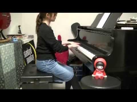 眼鏡を外して / YUKI ピアノカバー(耳コピ)