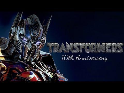 Transformers: 10th Anniversary Tribute -