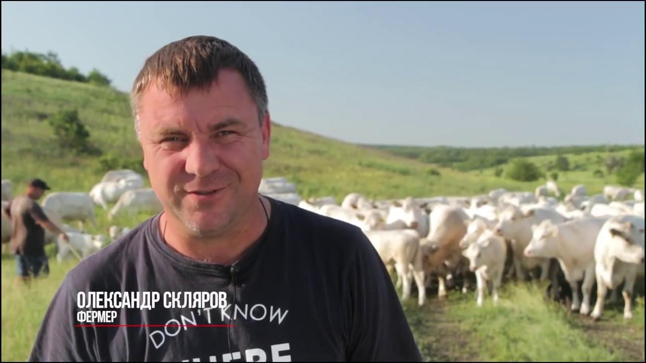 Вітаю усіх фермерів Донеччини.