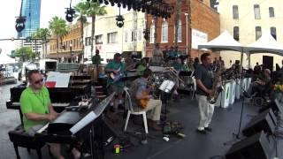 "The Mica Bethea BigBand ""Outskirts"" 2015 Jax Jazz Fest"