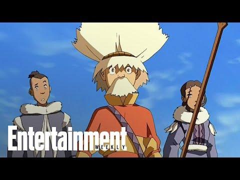 Dark Horse Announces New 'Avatar The Last Airbender' Comics   News Flash   Entertainment Weekly