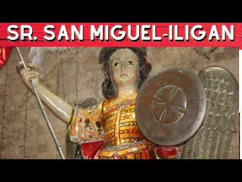 PAGKANAUG SA IMAHE NI SR. SAN MIGUEL 2017 -  ILIGAN CITY