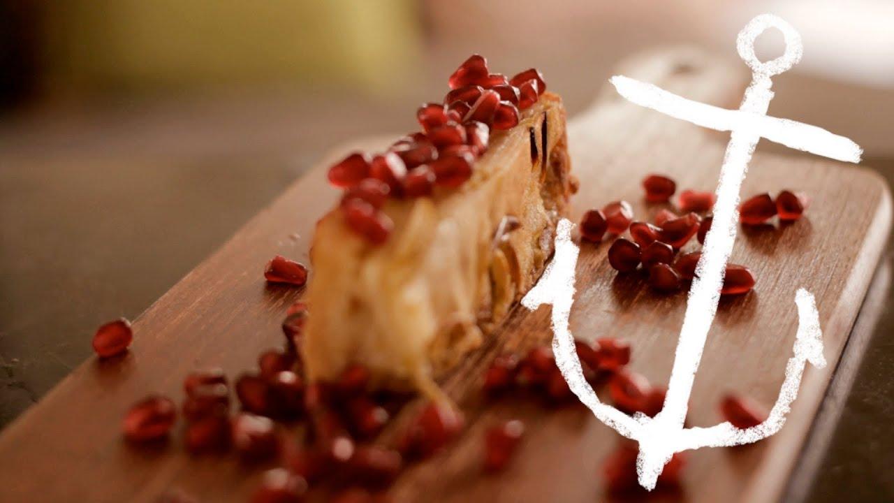 How To Make Amazing Apple Custard Cake Recipe Bondi Harvest Youtube