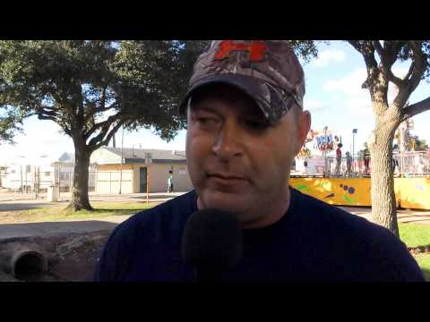 Todd Armstrong Speaks to Galveston County Fair & Rodeo