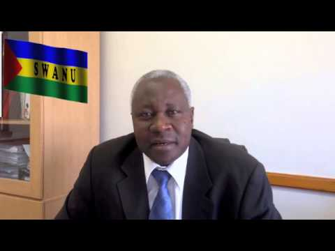 SWANU of Namibia on Constitutional Amendments