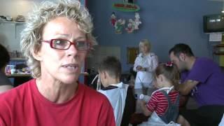 Tv-klip: Anne-Vibeke Rejser - Langeland, børneaktiviteter på Emmerbølle Strand Camping