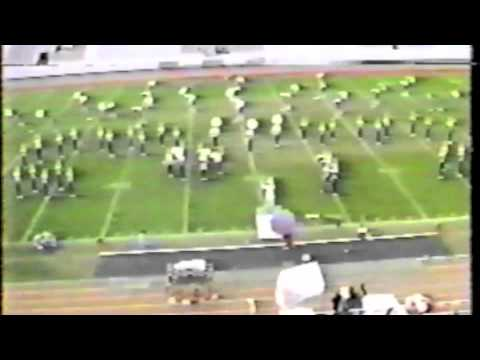 Lehman Catholic High School (Sidney, Ohio) Marching Band 1987