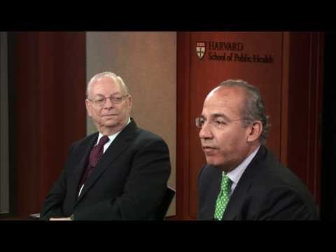 Felipe Calderón: Prioritizing Health Access and Innovation: A President's Perspective