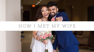 How I met my wife ( Crazy God story pt.2)