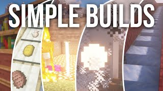 7 Simple Builds That Reddit Loves In Minecraft