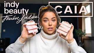 TESTAR PRODUKTER INFLUENCERS REKOMMENDERAR (CAIA VS INDY BEAUTY)