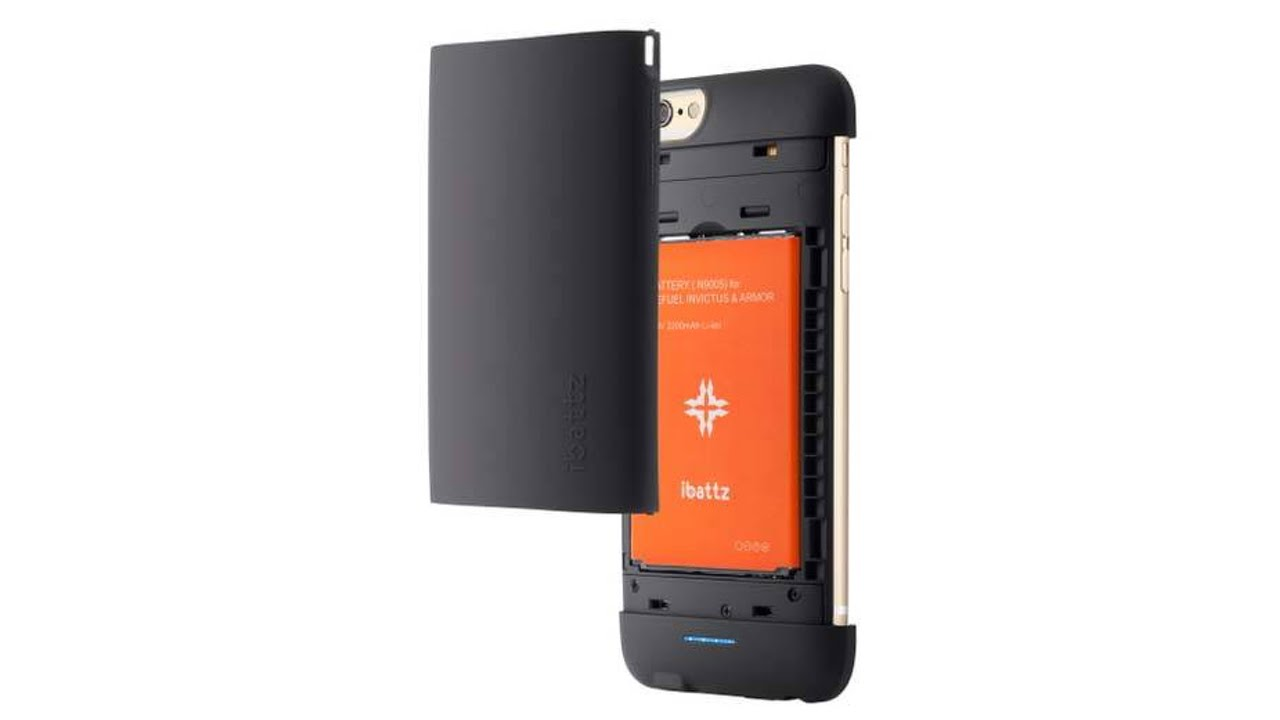 great fit a8140 2c347 Swap Your iPhone 6 Battery While On the Go?