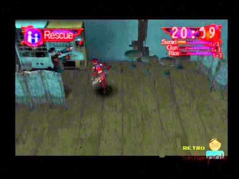 Zombie Attack Ps2 Gameplay 505 Games Playstation 2 Youtube