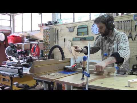 D fonceuse sous table 3 me partie youtube - Defonceuse sous table scheppach hf50 ...