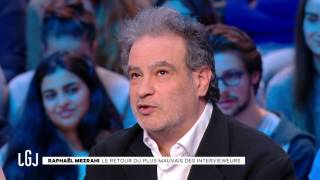 Les interviews cultes de Raphaël Mezrahi - Le Grand Journal du 04/01 – CANAL+