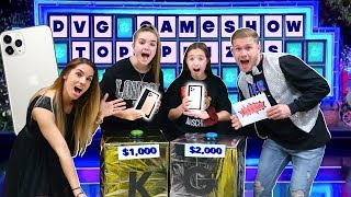 GIRLS WIN IPHONE 11 PRO IN SURPRISE GAME SHOW!!