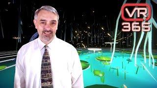 VR 365 Live - Vive Pro Eye for 2 grand! - Lenovo's ThinkReality AR - Follia Dear Father VR -  Ep181