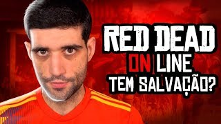 Red Dead Online ainda tem salvação? Apple x Microsoft e Cyberpunk ainda esse ano?