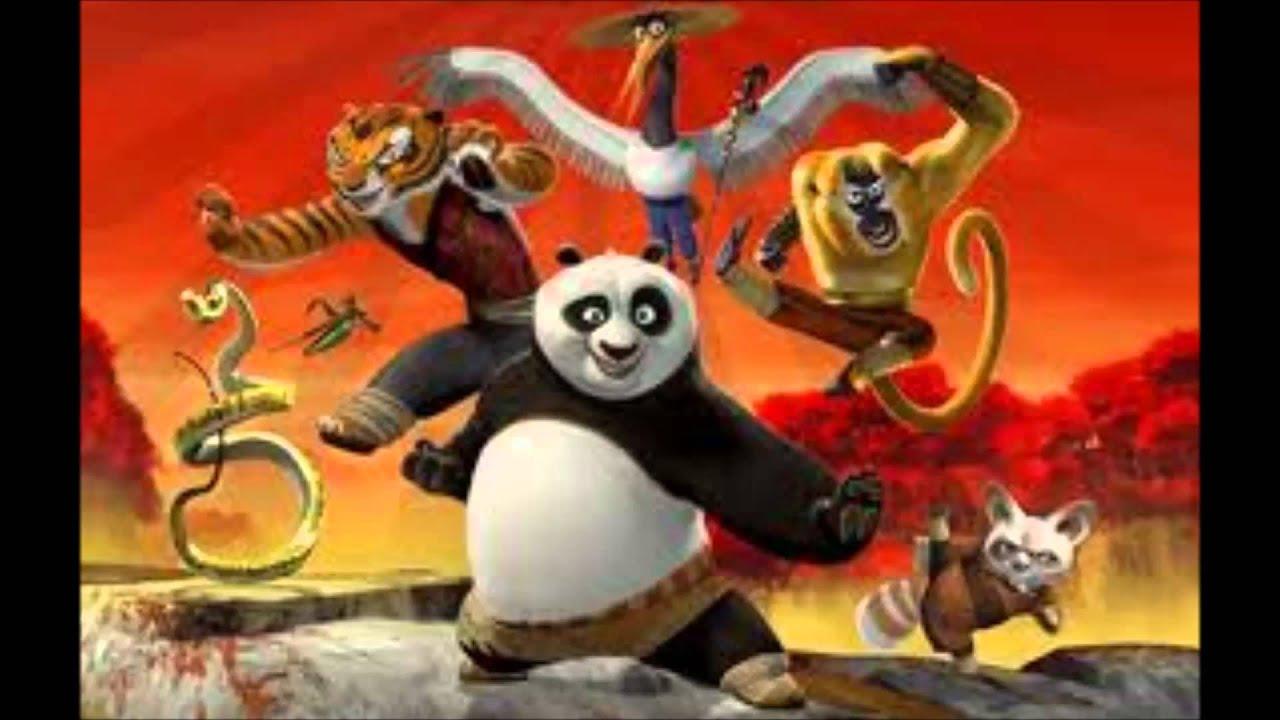Nickelodeon's Kung Fu Panda Legends of Awsomeness Theme Song - YouTube