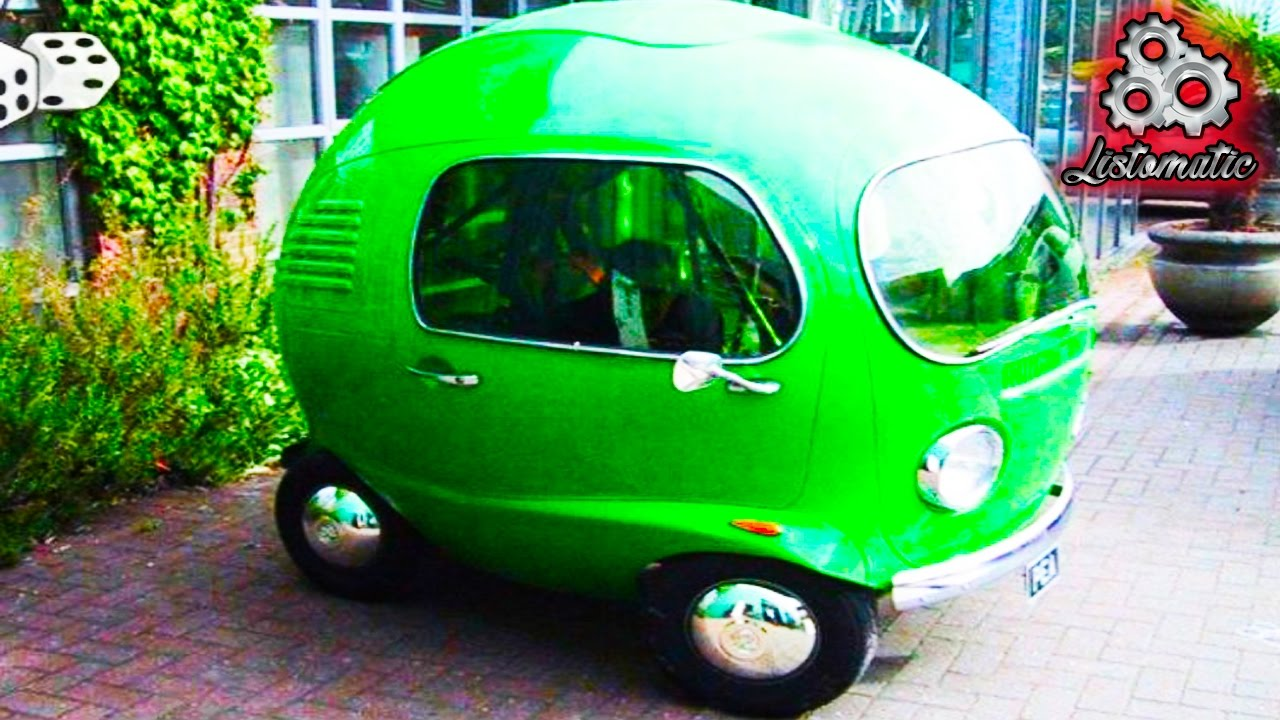 Top 10 UGLIEST Cars Ever In The World Of All Time