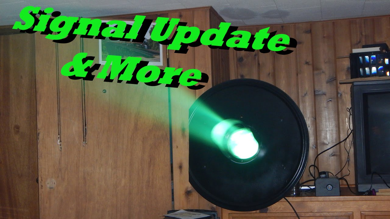 US&S Searchlight Signal Update & More as of 7/31/16
