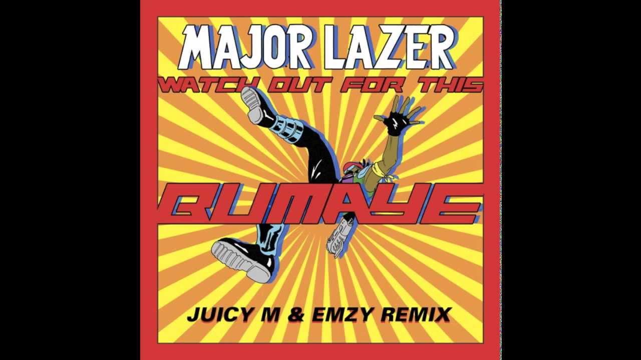 Major Lazer Watch Dogs
