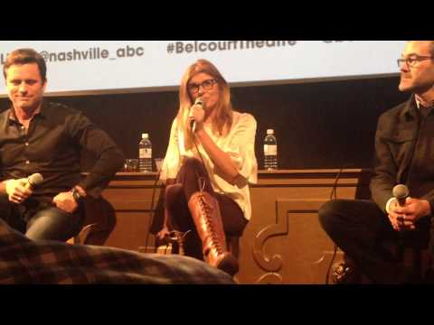 """Nashville"" cast at Belcourt Theatre"