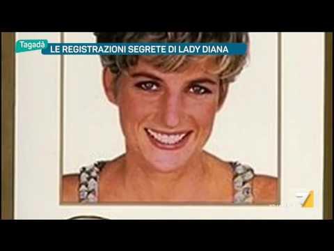 Le registrazioni segrete di Lady Diana