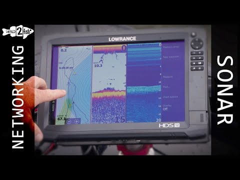 Why Share Sonar Info Over Your Fishfinder Network?