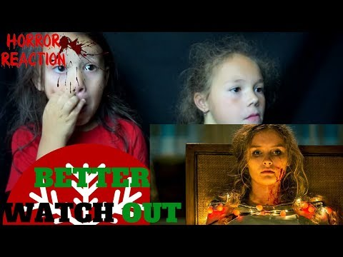 BETTER WATCH OUT Official Trailer Reaction!!!