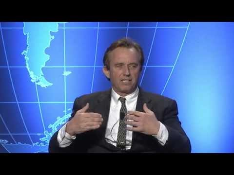 GLOBE 2014 - Robert F. Kennedy Jr. Armchair: Innovation & the Clean Technology Future