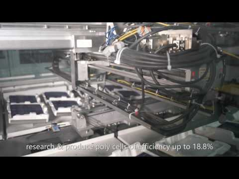 Ningbo QXPV Company Video EN