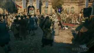 E3 2014 | Assassin's Creed Unity | Coop Gameplay