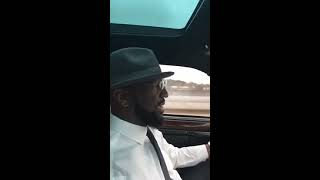 Rickey Smiley & Bishop Joseph Walker, III Riding To Ernest Smiley's Funeral