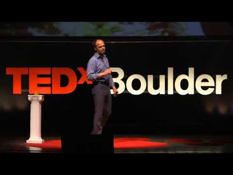 The Connection from Plate to Work | Brian Coppom | TEDxBoulder