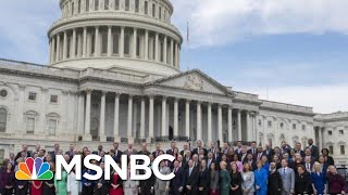 New Democrats Are More Diverse Than Ever, GOP More White And Male | MTP Daily | MSNBC
