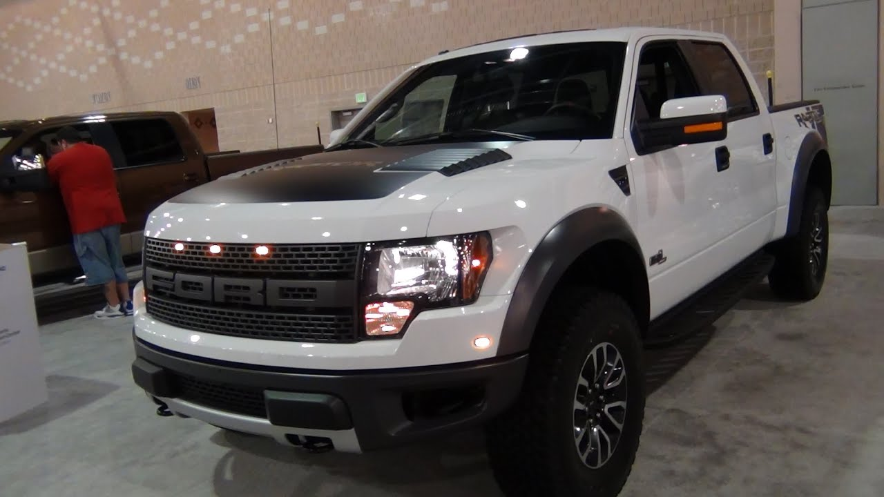 2012 ford f150 svt raptor tour youtube