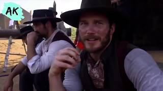 Funniest CHRIS PRATT Bloopers and Funny Outtakes