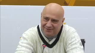 """Презентация """"Оскара"""" в пресс-центре Sputnik"""